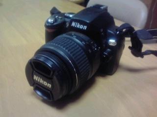 Nikon D40X 綺麗だわ