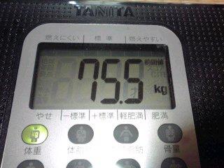 20120715Ton's体重その他
