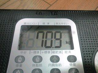 20120902Ton's体重その他