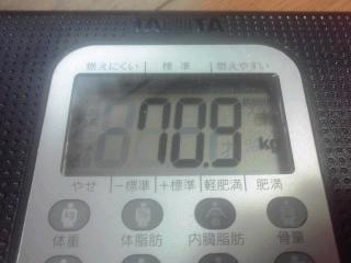 20120917Ton's体重その他