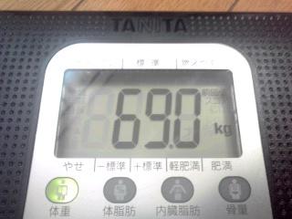 20121001Ton's体重その他