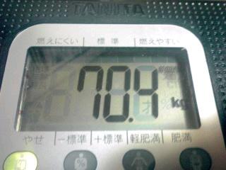 20121007Ton's体重その他