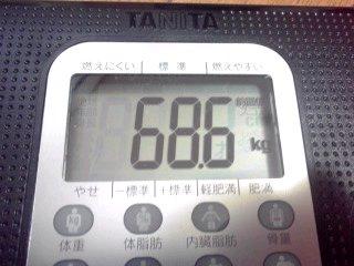 20121008Ton's体重その他
