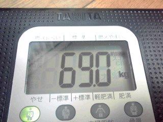 20121022Ton's体重その他