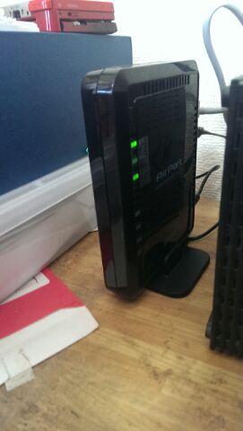 二重ルータ状態を乗り越えて、自宅に無線LAN環境