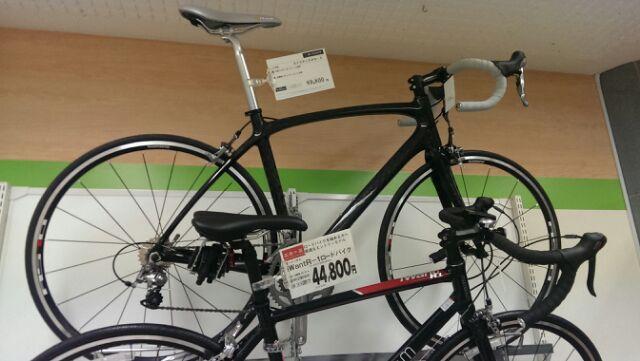 9万円弱でカーボンバイク?(^_^;)