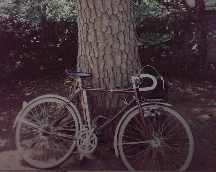 富士オリンピックランドナー(Tonの自転車遍歴5の2)