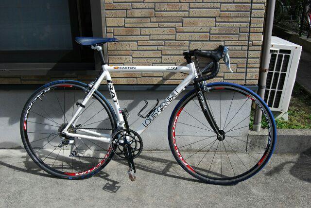 爺!sTONさん―ルイガノロード―(Tonの自転車遍歴11)