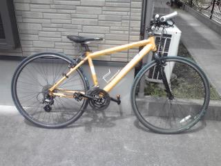 あの自転車、すいすい走って快適!