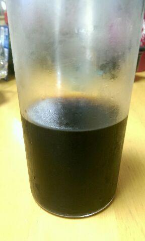 自家焙煎水出しコーヒー、タンザニア・マンデリンブレンド