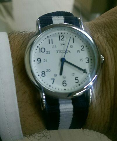 お気に入りの安腕時計(笑)