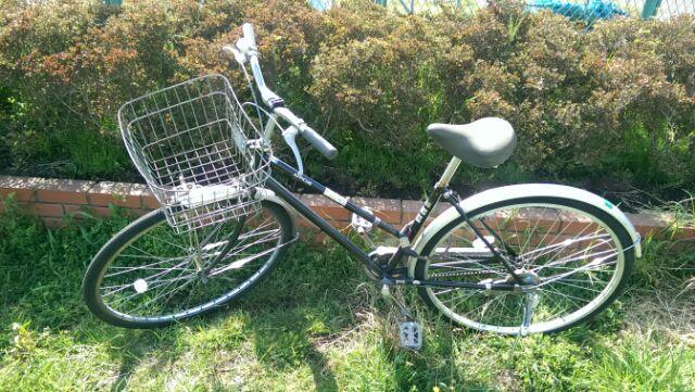 自転車回帰?